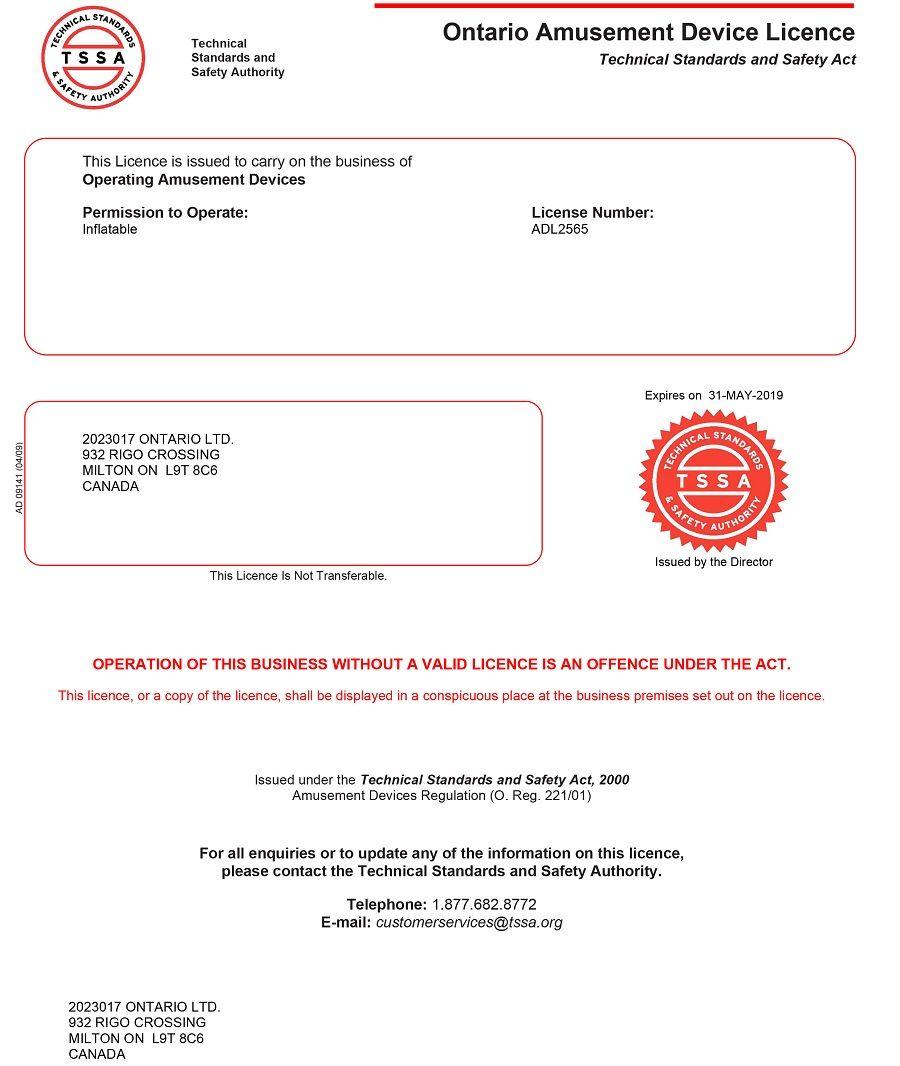 2023017-ONTARIO-LTD-LICENCE
