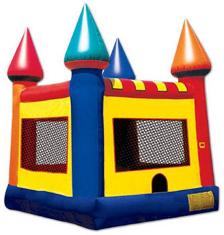 Large Regal Bouncy Castle