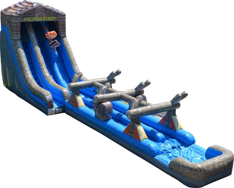 Water Slides and Water Activities