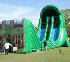 Interactives & Inflatables Games