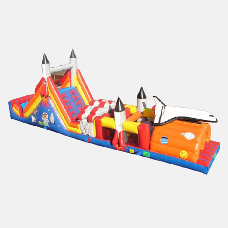 Rocket Obstacle Course A