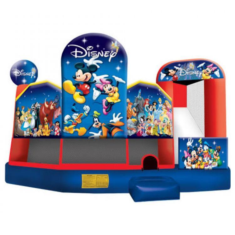 World of Disney - 5 in 1