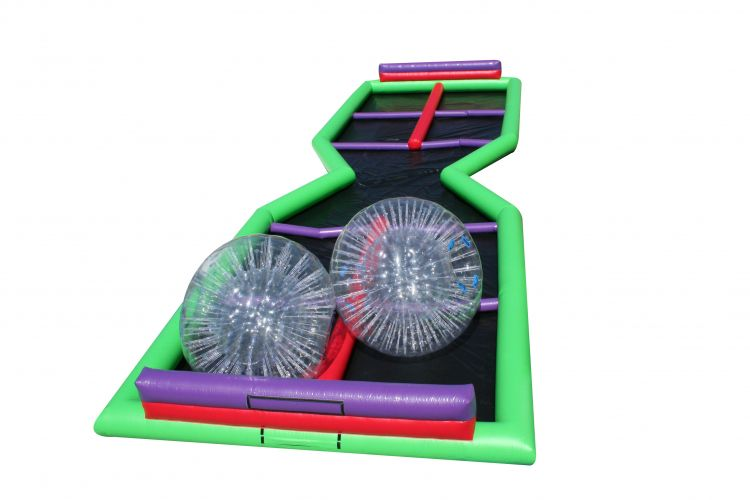Zorb Ball Challenge