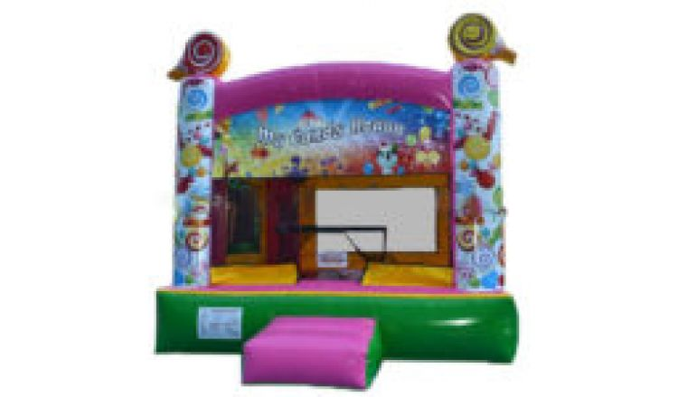 My Candy Bouncer - Offered for Home Events Only