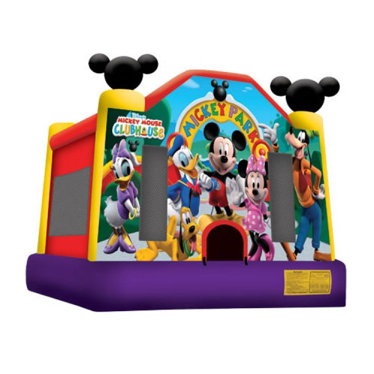 Mickey Mouse Clubhouse Jump