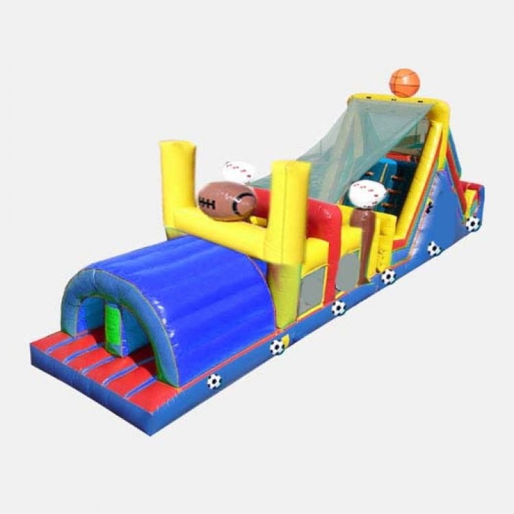 Sports Obstacle Course B