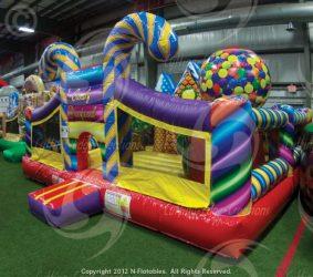 Toddler Bouncers & Activities