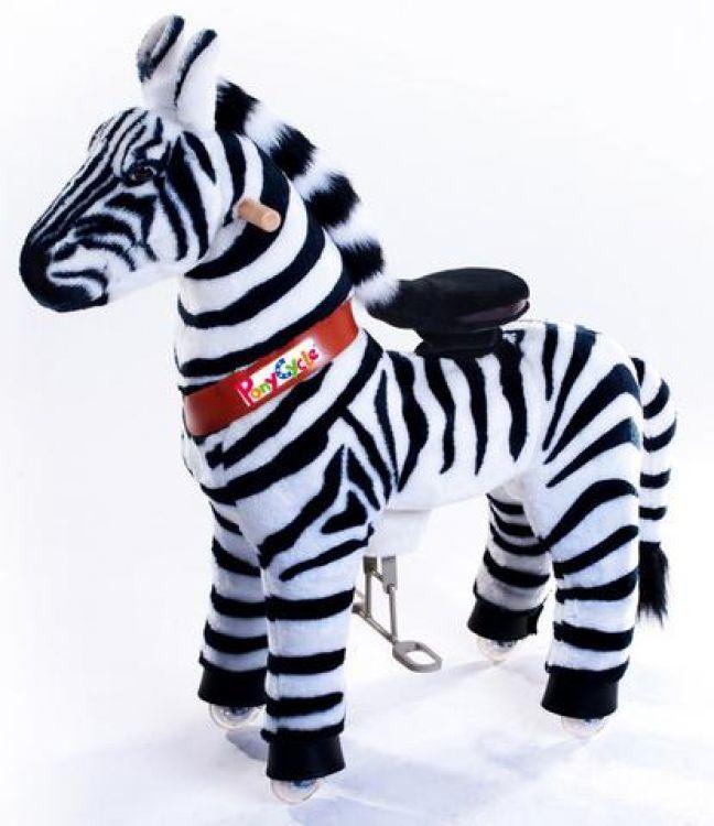 Animal: Large Zebra