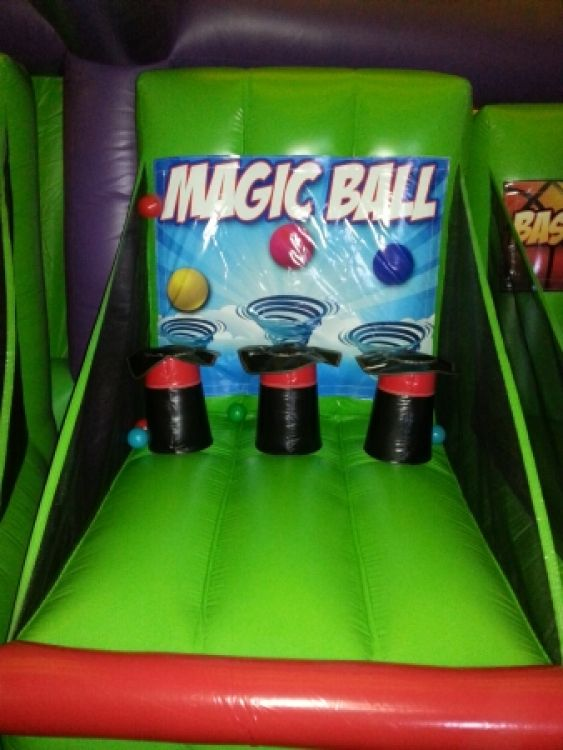 Carnival Midway Game: Magic Ball