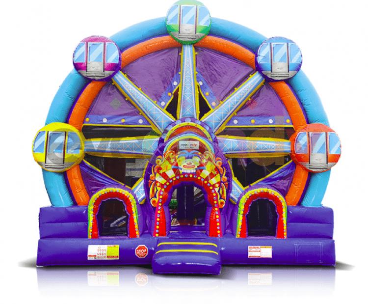 Ferris Wheel Bouncer