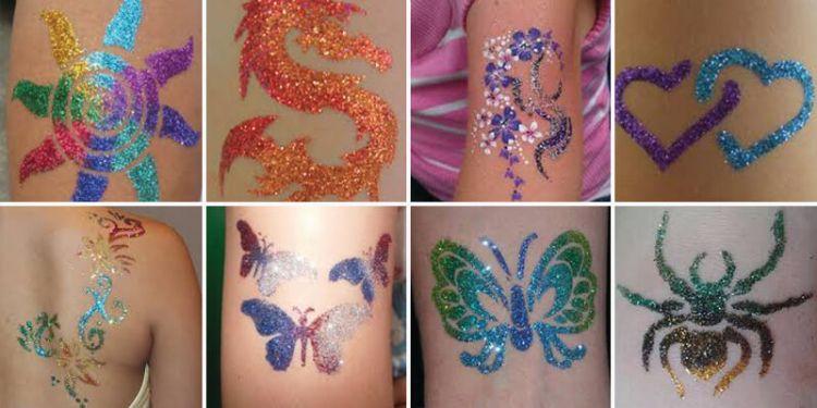Glitter Tattoo Artist (Minimum of 2 Hours)