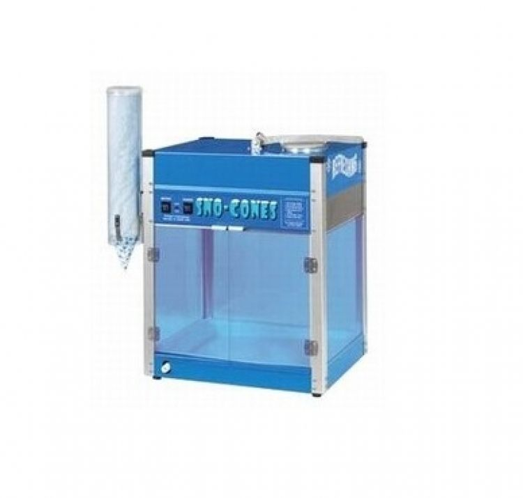 Sno Cones Machine (Customer to provide own ice)