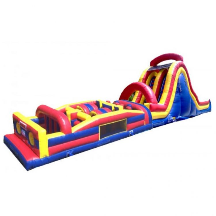 Dual Delight Obstacle Course