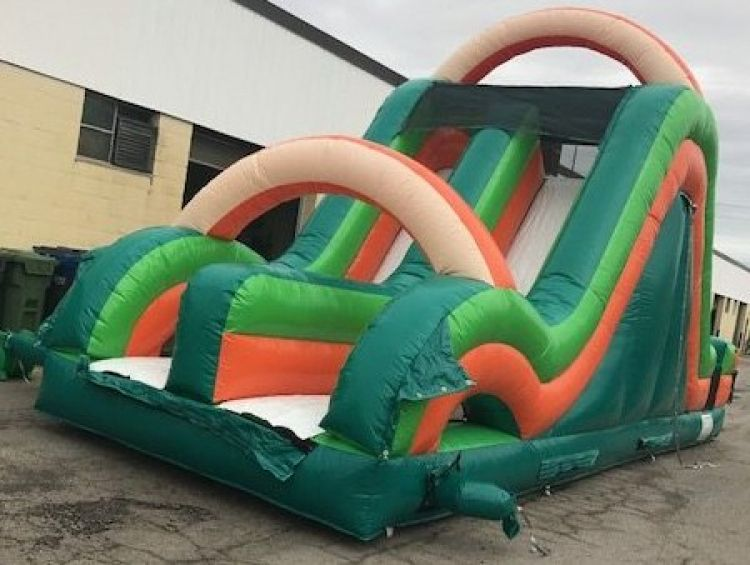 15' Slide - Radical Race